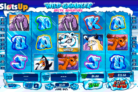Wild Gambler: Arctic Adventure Slot Machine Online ᐈ Playtech™ Casino Slots