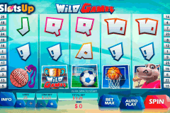 wild games playtech casino slots