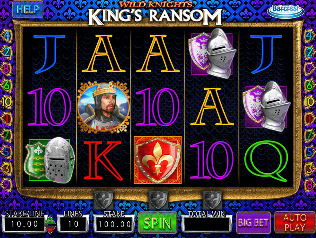 King of the Aztecs Slot Machine Online ᐈ Barcrest™ Casino Slots
