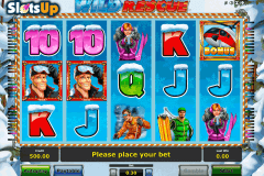 wild rescue novomatic casino slots