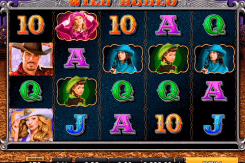 wild rodeo high5 casino slots 480x320