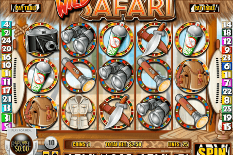 game slot safari