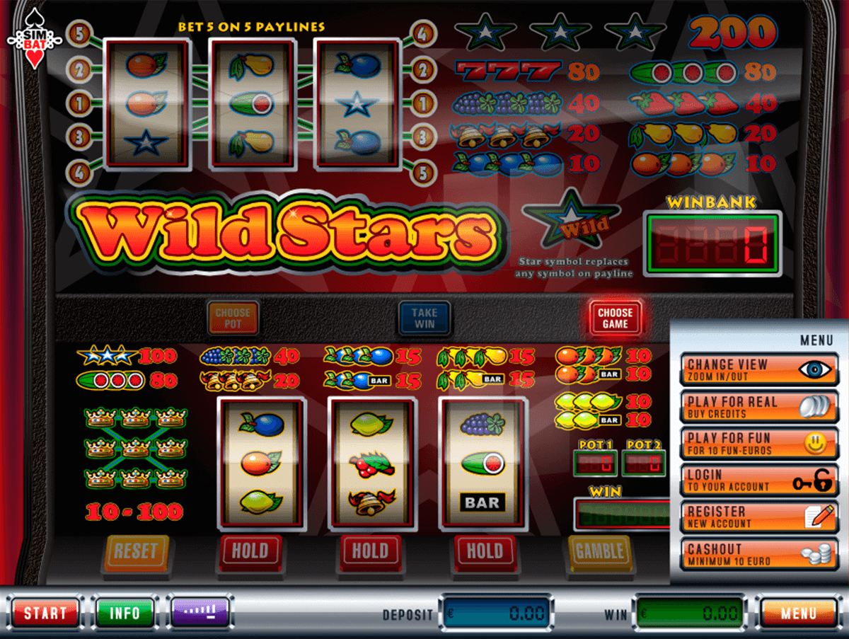 Wild Mystery Slots - Play this Simbat Casino Game Online