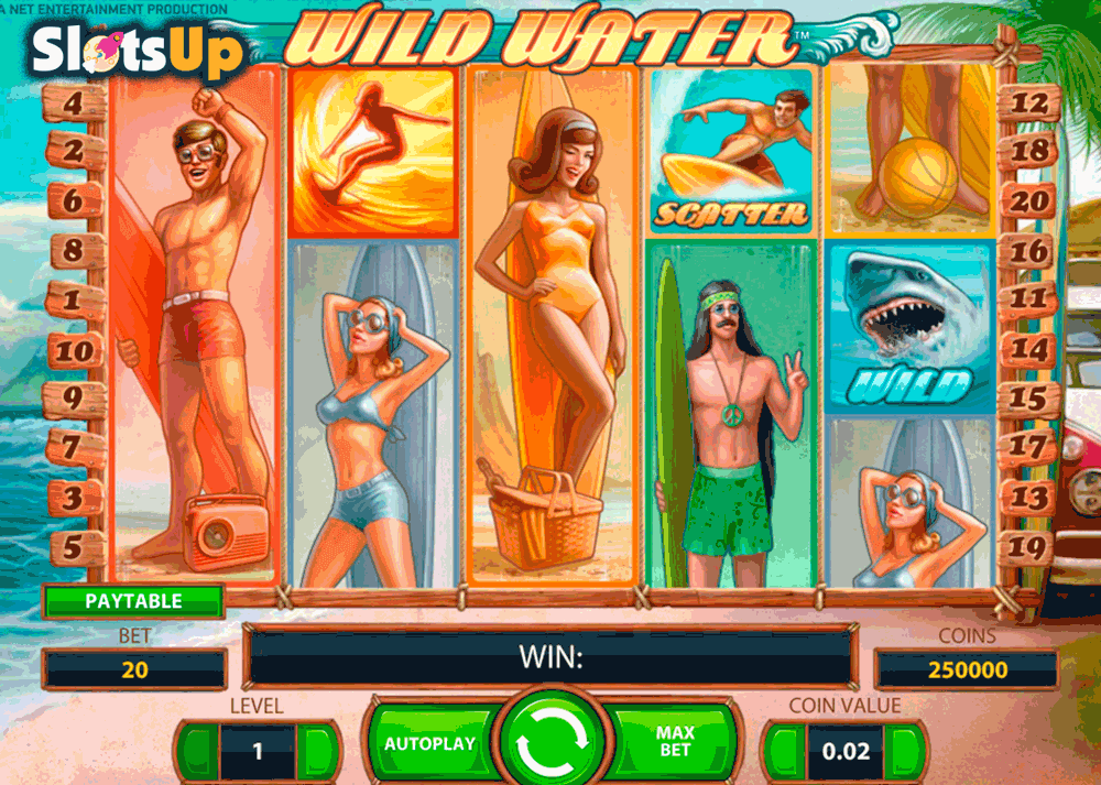 Wild Shark Slots - Play for Free in Your Web Browser
