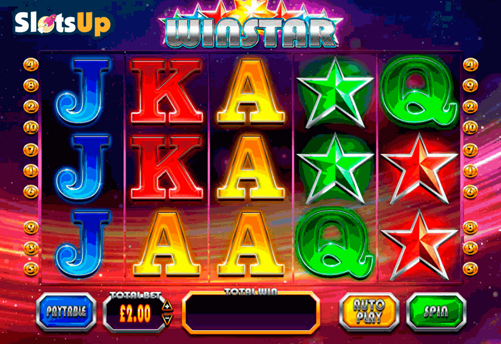Winstar Slot Machine - Play for Free & Win for Real