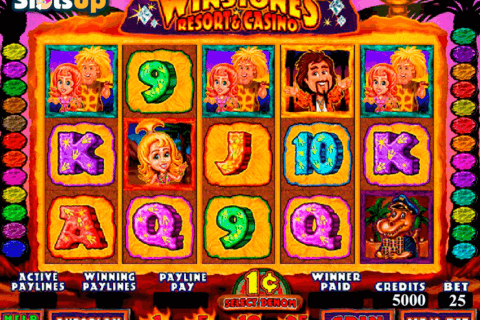 WINSTONES RESORT AND CASINO GENESIS CASINO SLOTS