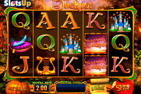 WISH UPON A JACKPOT BLUEPRINT CASINO SLOTS