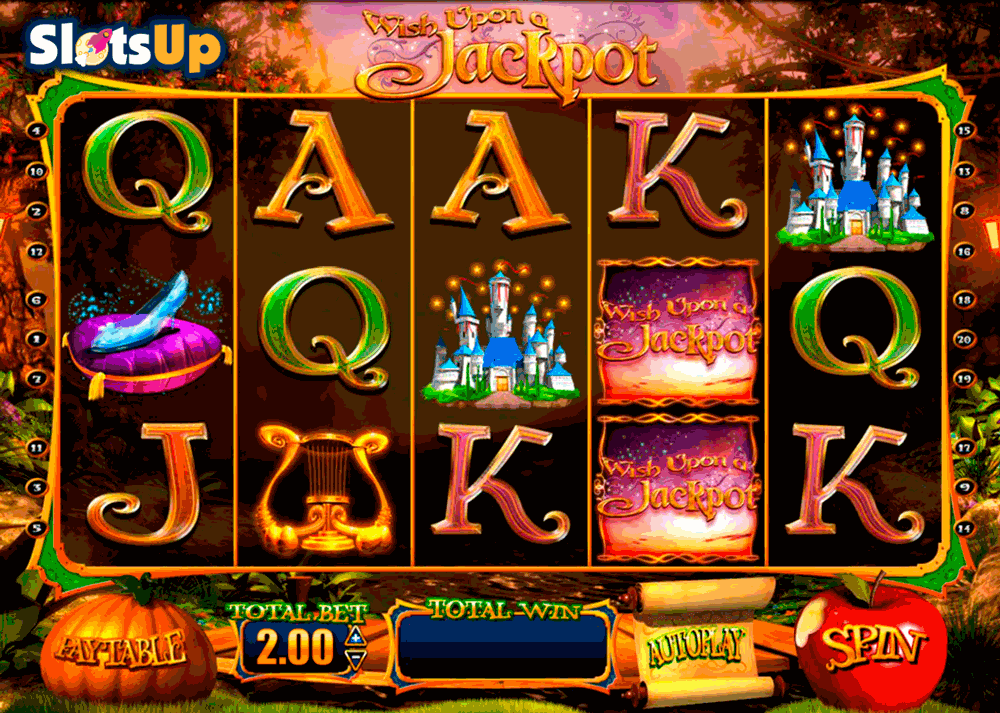Spiele Wish Upon A Jackpot King - Video Slots Online