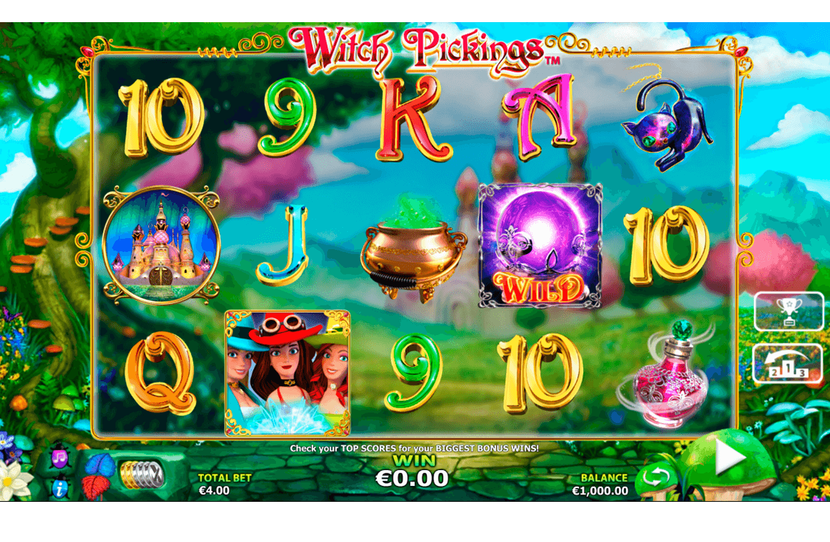 witch pickings nextgen gaming casino slots