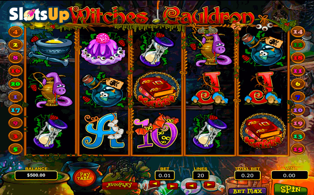 Witches Cauldron Slot Machine Online ᐈ ™ Casino Slots