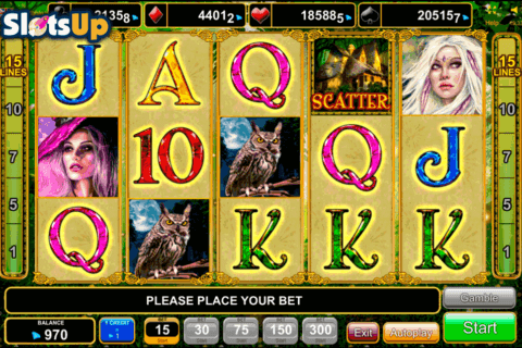 witches charm egt casino slots