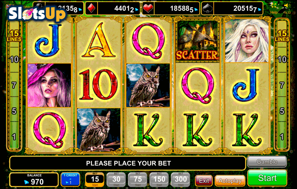 Witches Charm Slots - Play Online for Free Instantly
