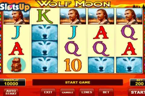 wolf moon amatic casino slots