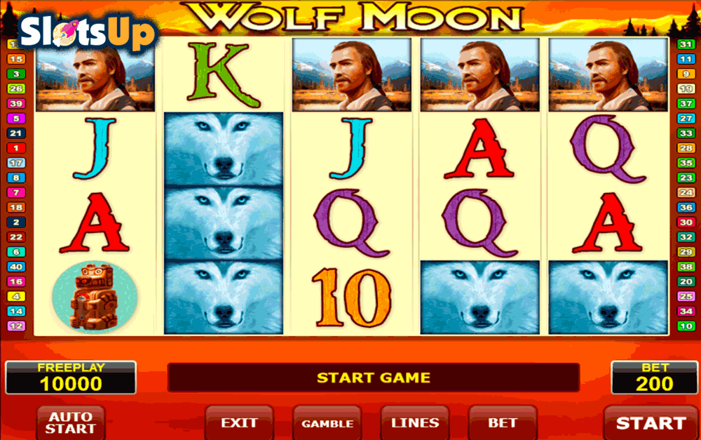 Wild Stars Slot Machine - Play Free Amatic Slot Games Online