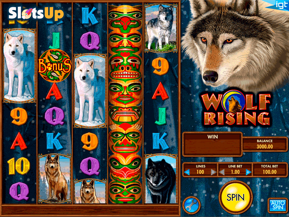 Wolf Money Chase Slots - Play Online Slot Machines for Free
