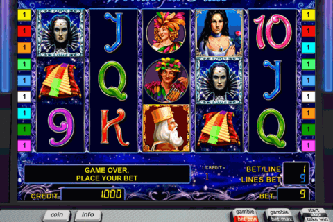 wonderful flute novomatic casino slots