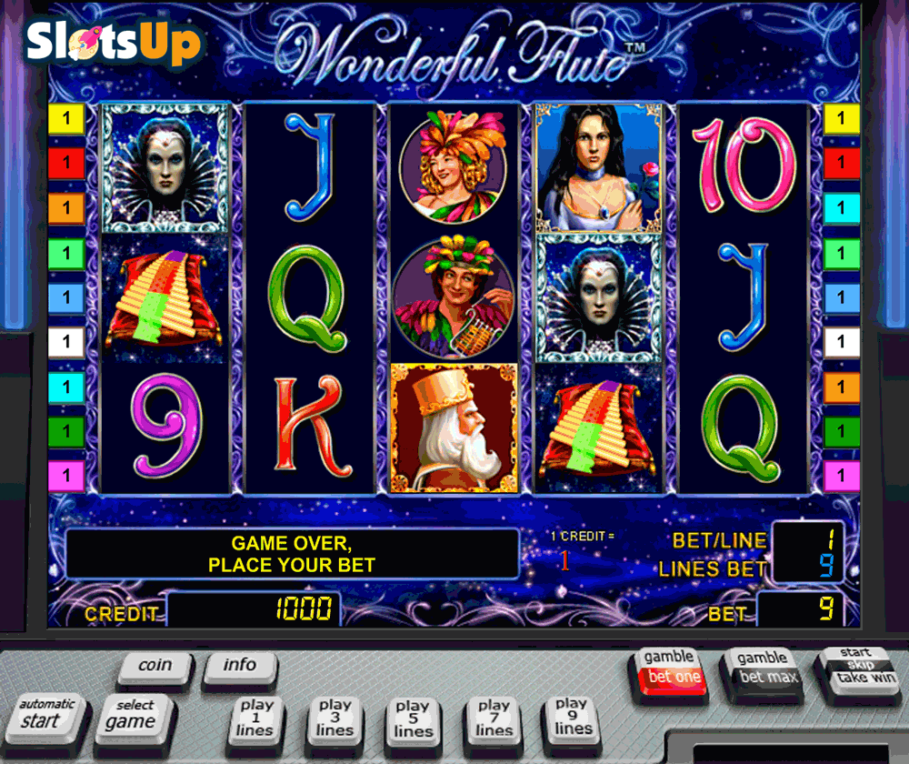 Sorceress Slots - Play the Novomatic Casino Game for Free