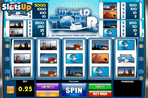 world tour isoftbet casino slots