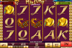 wu long jackpot playtech casino slots