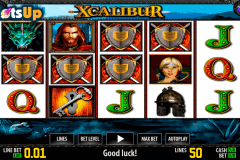 xcalibur hd world match casino slots