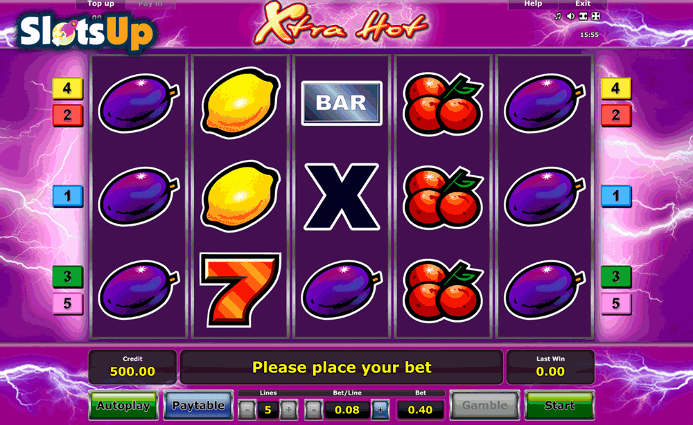 free casino games xtra hot