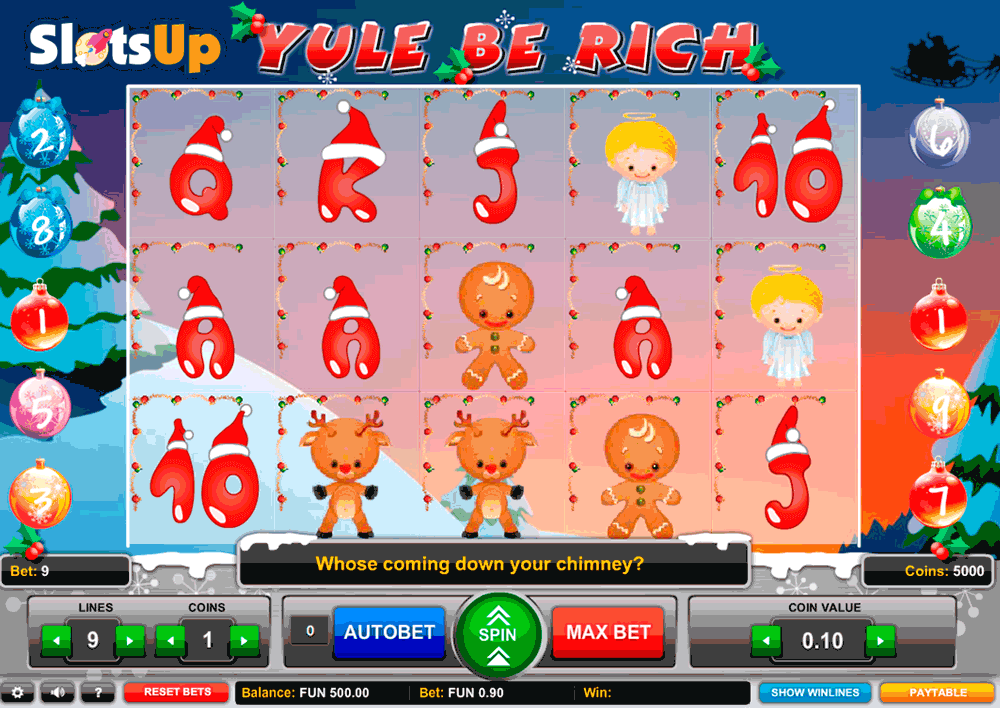 yule be rich 1x2gaming casino slots