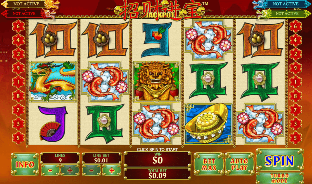 Play Zhao Cai Jin Bao Online Slots at Casino.com New Zealand