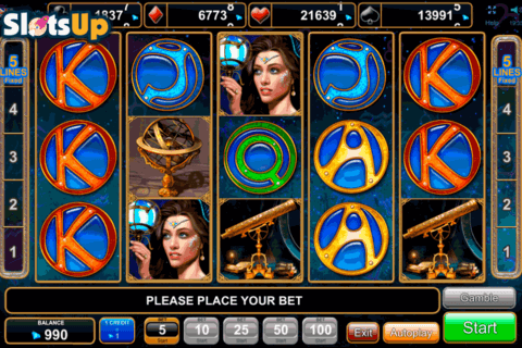 ZODIAC WHEEL EGT CASINO SLOTS
