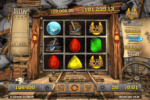 DIAMOND EXPRESS MAGNET GAMING CASINO SLOTS