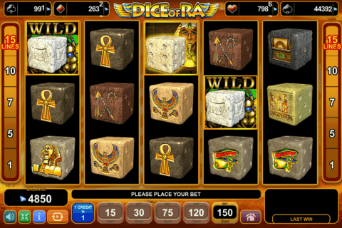 dice of ra egt casino slots