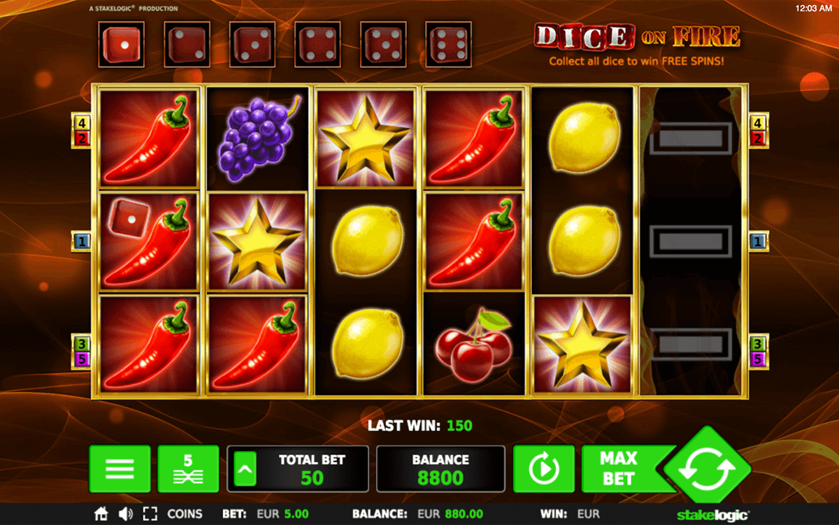Dice Fortune Casino Game - Play Stake Logic Slots for Free