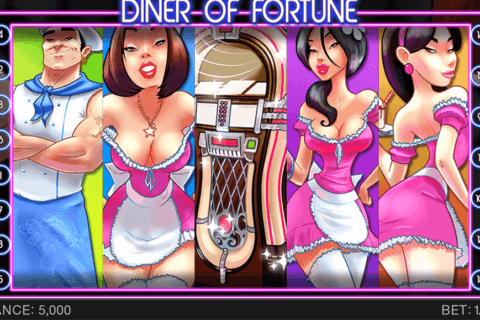 DINER OF FORTUNE SPINOMENAL CASINO SLOTS