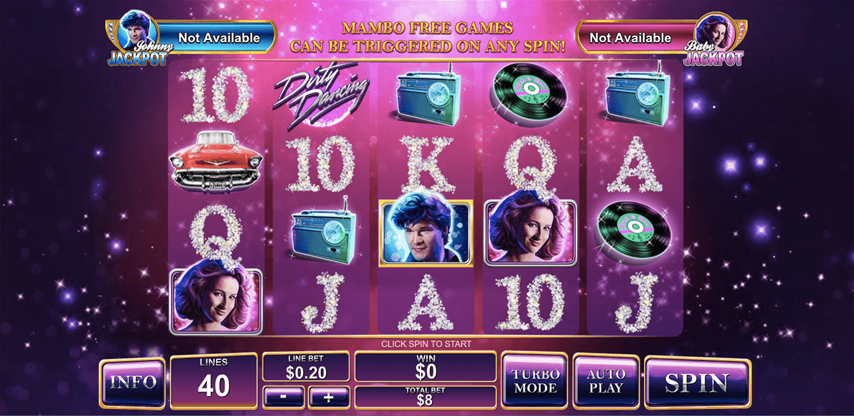 Dirty dancing playtech casino slots bonus best bonus