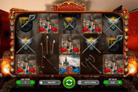 DOMNITORS BGAMING CASINO SLOTS