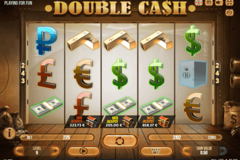 DOUBLE CASH FUGASO CASINO SLOTS