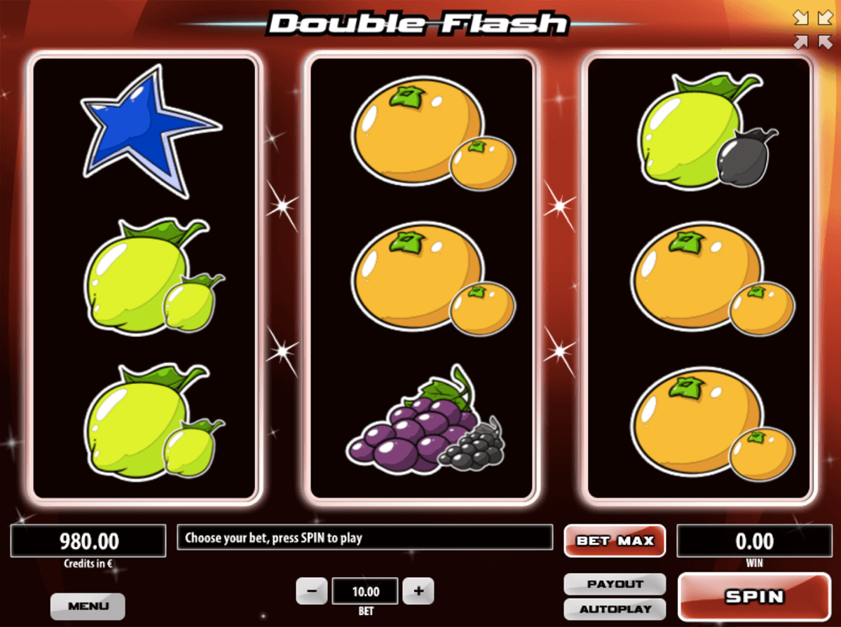 DOUBLE FLASH TOM HORN CASINO SLOTS