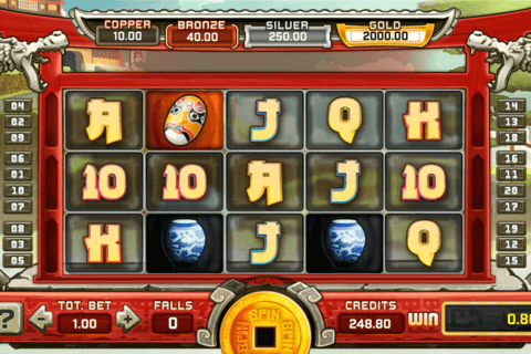 DRAGON FURY GAMING1 CASINO SLOTS
