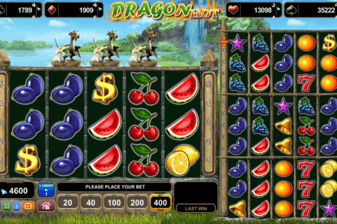 dragon hot egt casino slots