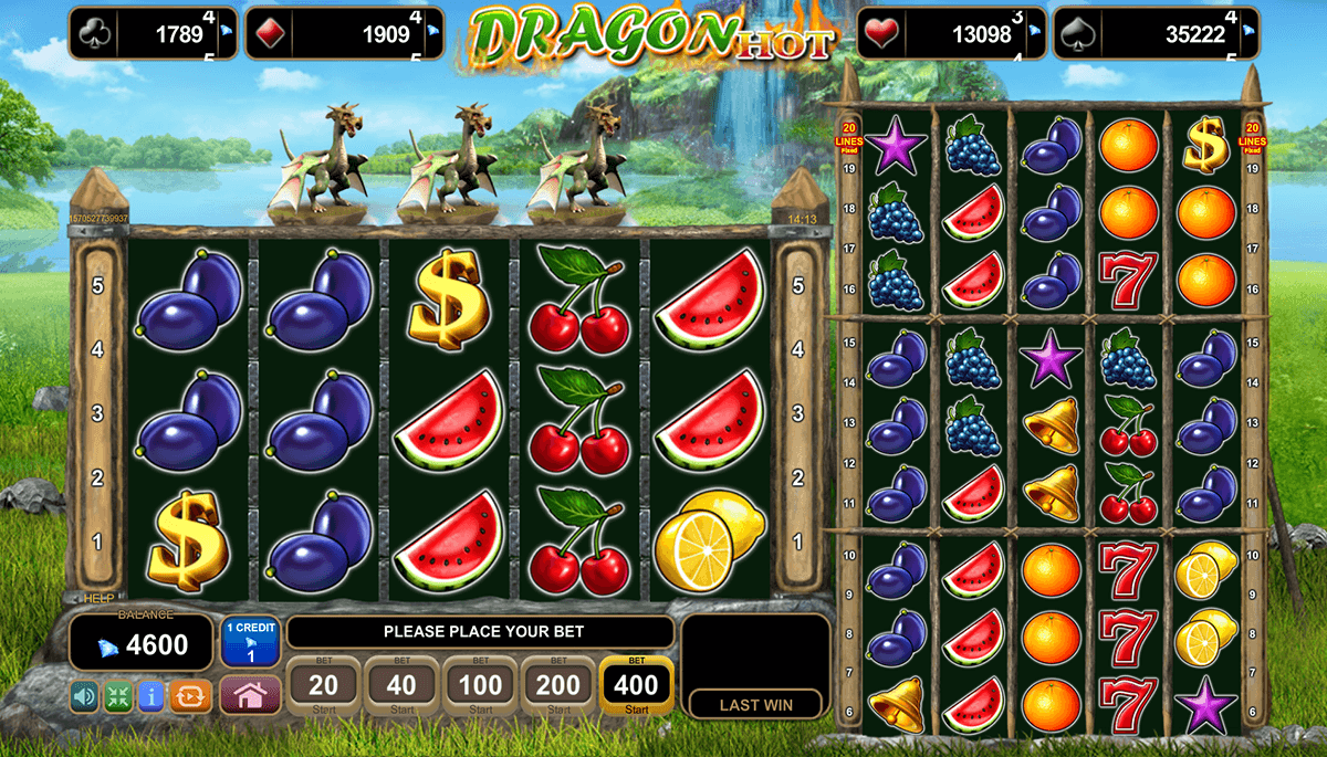 Hot & Cash Slot Machine Online ᐈ EGT™ Casino Slots