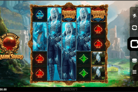 DRAGON SHARD MICROGAMING CASINO SLOTS