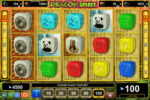 DRAGON SPIRIT EGT CASINO SLOTS