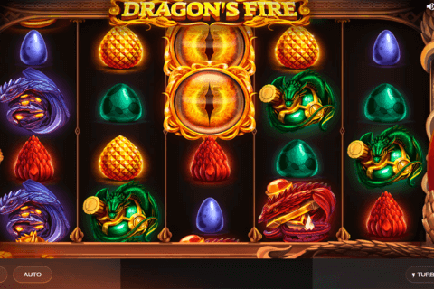 DRAGONS FIRE RED TIGER CASINO SLOTS