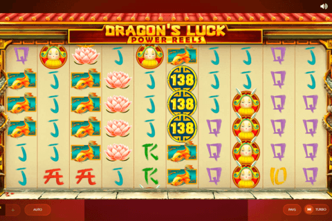 DRAGONS LUCK POWER REELS RED TIGER CASINO SLOTS