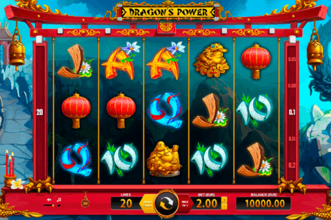 DRAGONS POWER BF GAMES CASINO SLOTS