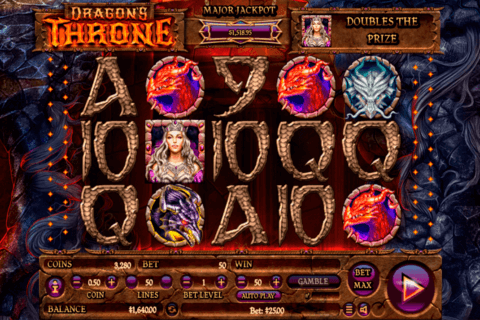 DRAGONS THRONE HABANERO CASINO SLOTS