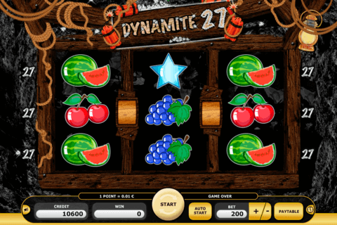 Dynamite 27 Slot Machine Online ᐈ Kajot™ Casino Slots