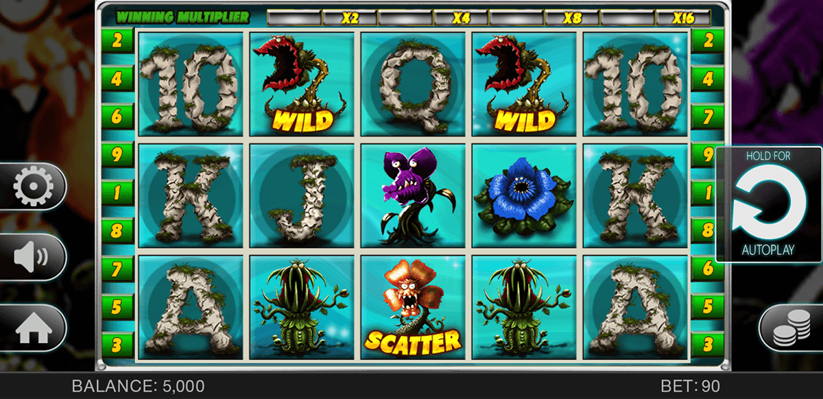 Spiele Eat Them All - Video Slots Online