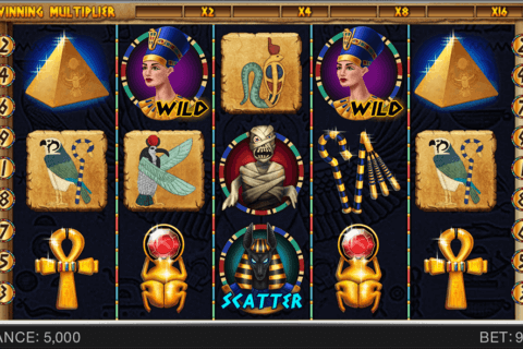 egyptian adventure spinomenal casino slots