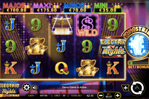 ELECTRIC NIGHTS AINSWORTH CASINO SLOTS