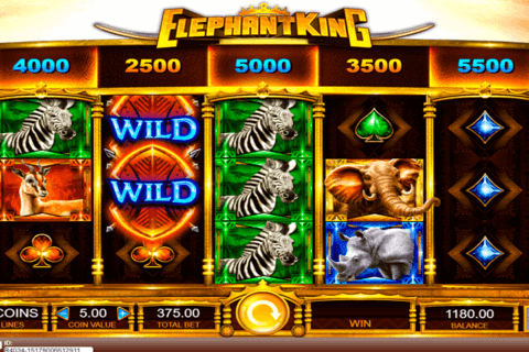 ELEPHANT KING IGT CASINO SLOTS